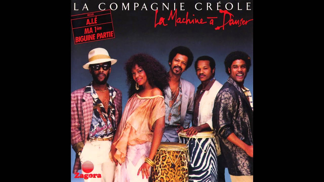 La Compagnie Créole - Africa Music