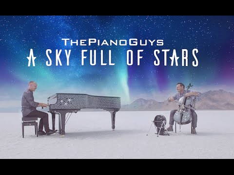When Stars and Salt collide  Coldplay, A Sky Full of Stars pianocello  The Piano Guys