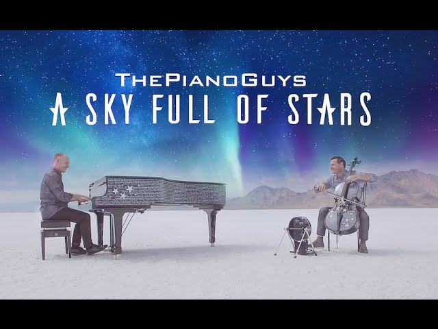 When Stars And Salt Collide Coldplay A Sky Full Of Stars Piano