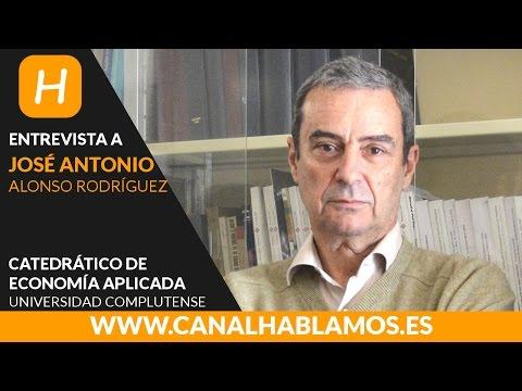 Corrupción en España - Entrevista al Catedrático José Antonio Alonso (12/11/2015)