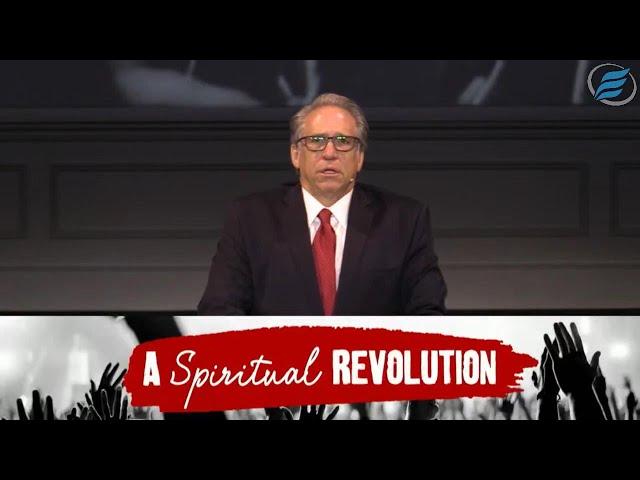 09/27/2020     A Spiritual Revolution     Pastor David Myers