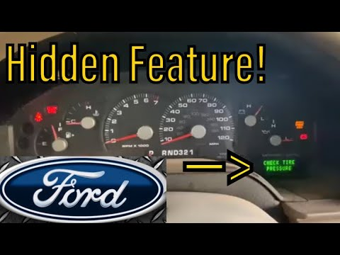 Ford Trucks Hidden Feature You Didn't Know About