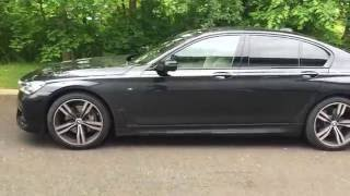 BMW 730D - 2016 - M Sport - Car Review and Walk Around