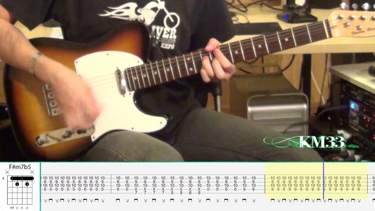 Foo Fighters - The Pretender (Guitar Tutorial) - YouTube