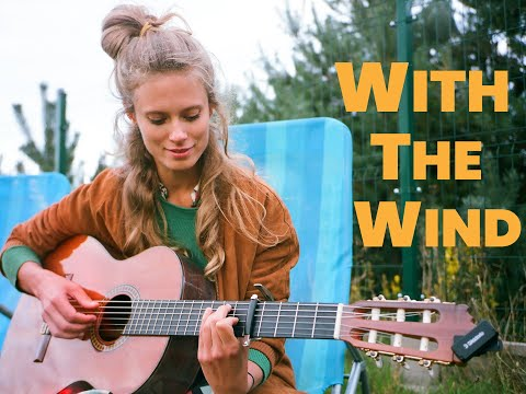 With The Wind (Lyric Video)
