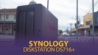 Synology DiskStation DS716+ - Mwave.com.au