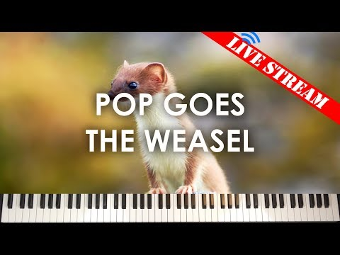 Pop Goes The Weasel - Kids' Live Lesson Preview