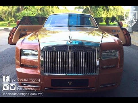 10 Kereta Tercantik Di Dunia Youtube