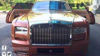 10 kereta tercantik di dunia