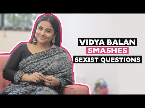 Vidya Balan Smashes These Sexist Questions | Tumhari Sulu | MissMalini