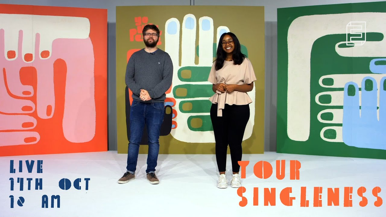 Your People - Your Singleness // Emmanuel Digital Service // 17th Oct Cover Image