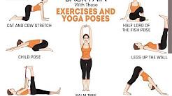 low back pain exercises handout patient