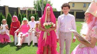 Барбі НАРЕЧЕНА!! Лялькова Весілля
