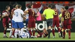 """Portugal - Netherlands (2006 World Cup) """"Battle of Nuremberg"""""""