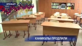 В связи с карантином в Оренбурге для школьников организовали дистанционное обучение