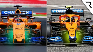Why F1 Teams Have Become Obsessed With Narrow Nose Designs
