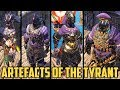 Divinity: The Original Sin 2 - Artefacts of the Tyrant (all locations)