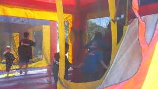 North County Jumpers 4-in-One Combo Jumper & Slide