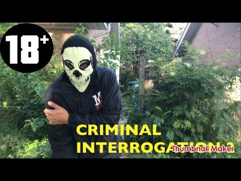 CRIMINAL INTERROGATION 2