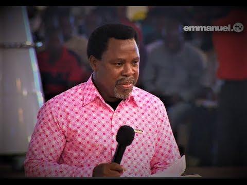 You're A CHILD Of GOD! TB Joshua Revelation Words