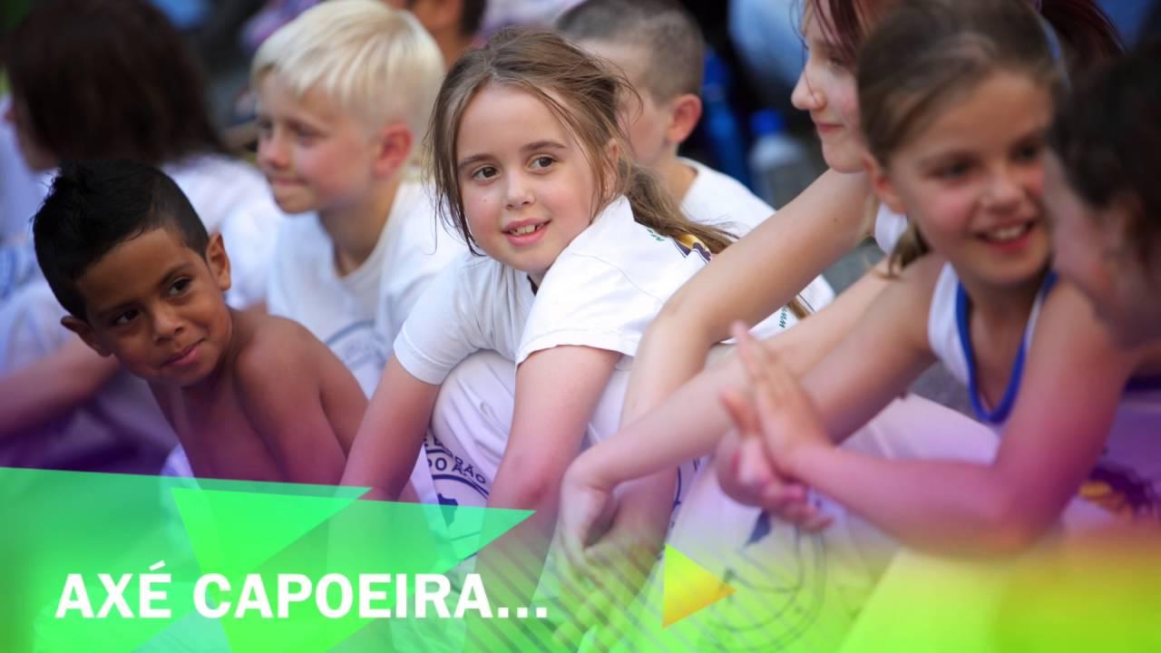 Capoeira three scene 4