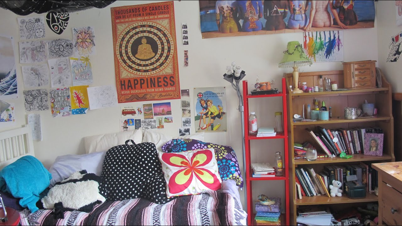 Psychedelic Room Tour :)