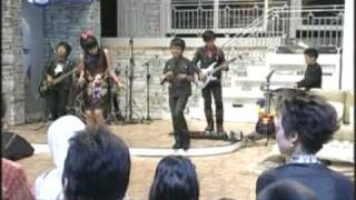 Band Anak Berprestasi Indonesia @Rossy Show Global TV