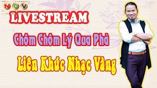 [Livestream] Mr Vượng Râu: Chôm Chôm Lý Qua Phà -Mưa Rừng | Liên Khúc Nhạc Vàng Hay Nhất