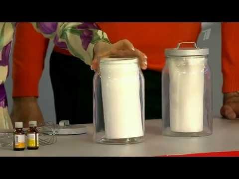 Как сделать влажные салфетки своими руками