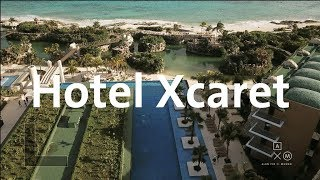 This is the new Xcaret Hotel | Alan around the world