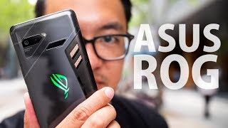 ASUS ROG Phone: Now THIS is a gaming phone!
