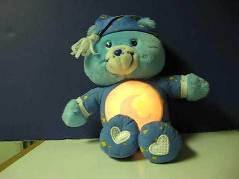 Sale Item Demo - Care Bears Lullaby Bedtime Bear (2015 ...