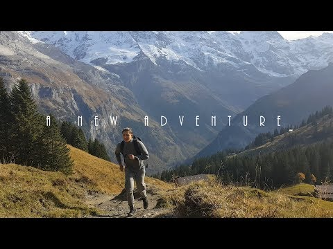 A New Adventure: Switzerland, Lauterbrunnen Murren Schilthorn etc