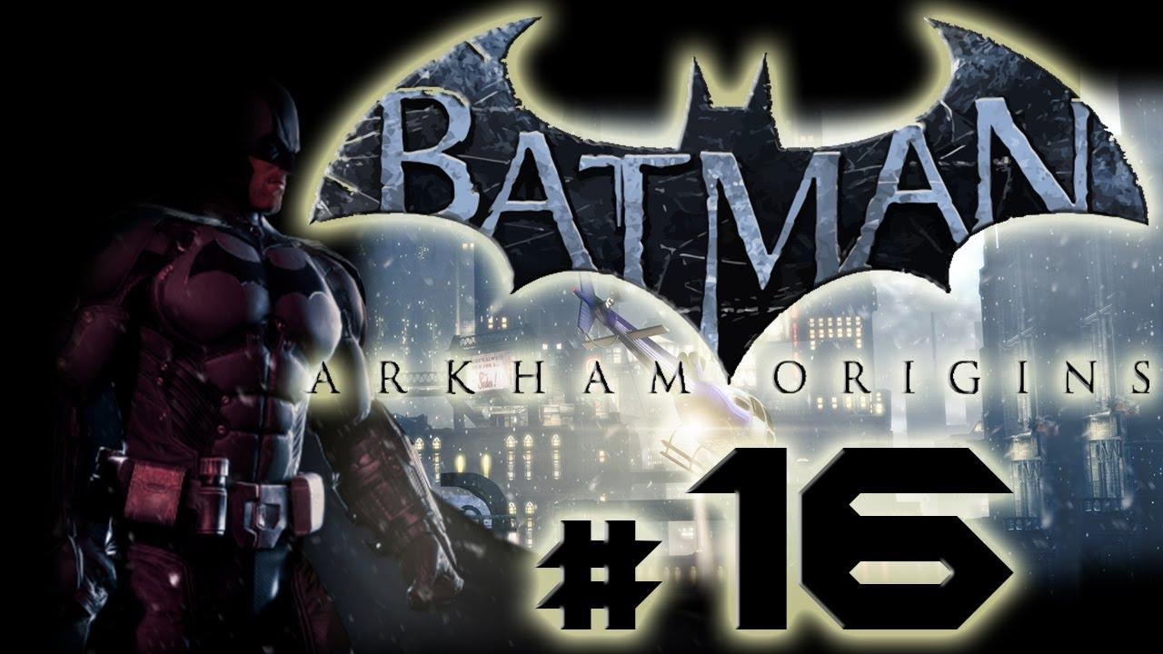 Jump In Batman: Arkham Origins [German] #16 \