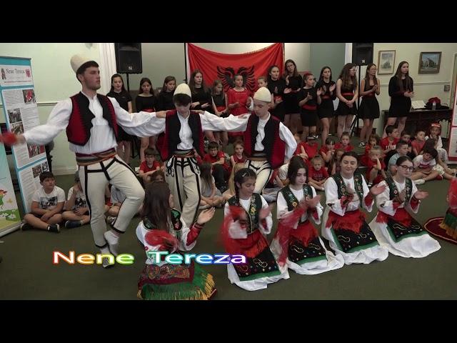 Valle Burrash   Grupi i Valleve Nene Tereza . dt 6 . 7 .2019