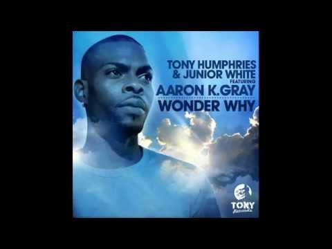 Tony Humphries & Junior White feat. Aaron K. Gray - Wonder Why (Vocal Mix)
