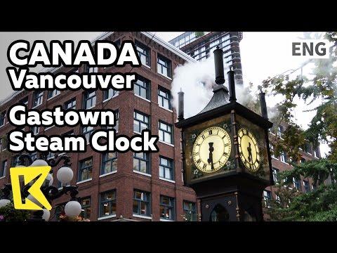 【k】canada-travel-vancouver[캐나다-여행-밴쿠버]개스타운-증기시계/gastown/steam-clock