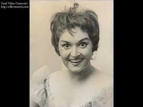 Rita Streich sings Mein Herr Marquis (Die Fledermaus)