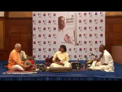 "Mandolin Srinivas - Concert at ""An Incurable Romantic"" Book release"