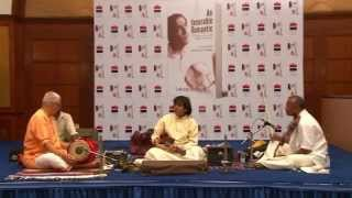 "Mandolin Srinivas - Concert at ""An Incurable Romantic"" Book release"