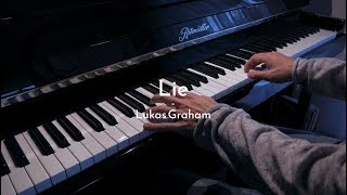 Lie - Lukas Graham - Piano Cover