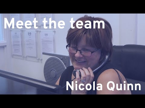 Meet the Team: Nicola Quinn