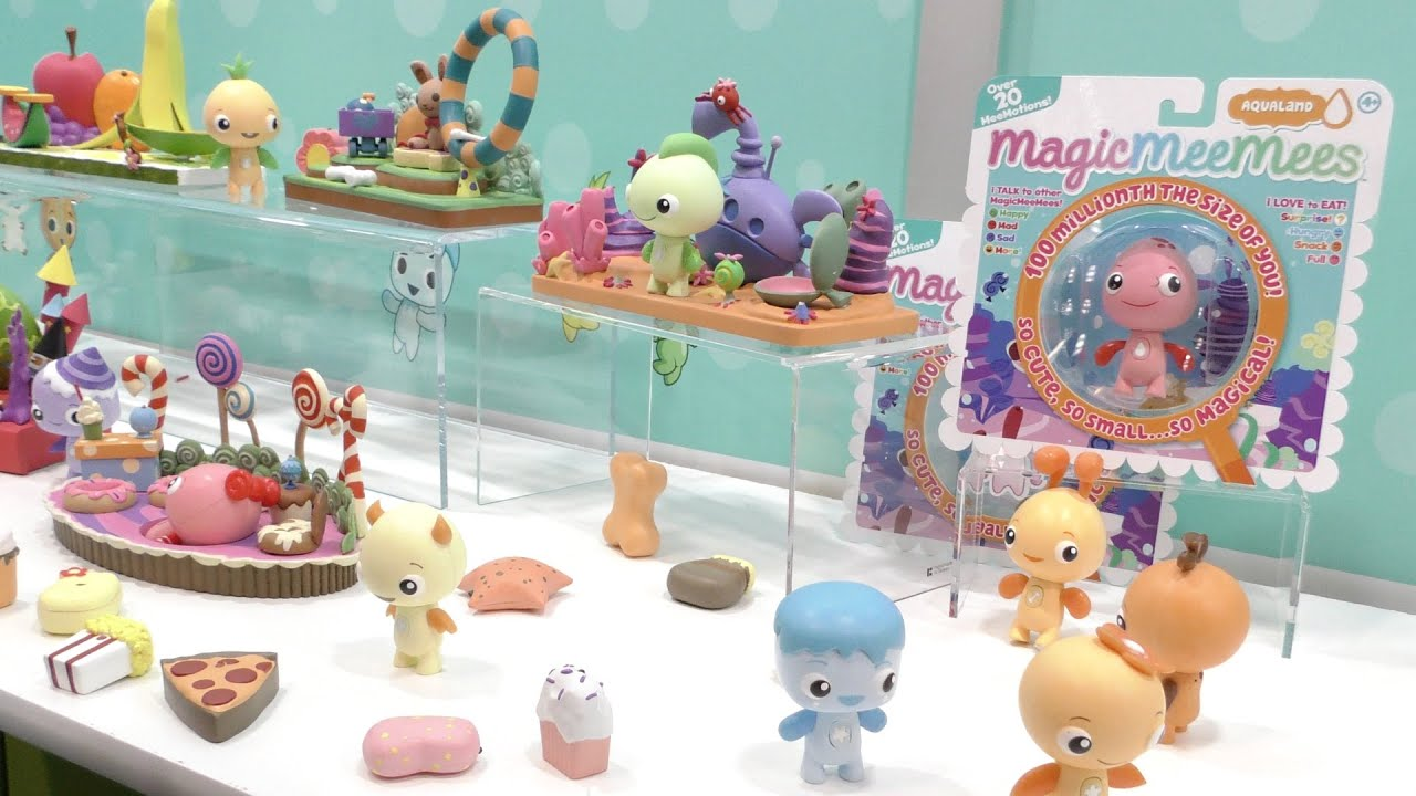 maxresdefault magic meemees collectible creatures by future of play toy fair,Magic Memes Toys