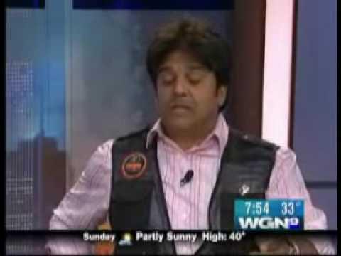 Erik Estrada funny on WGN Morning News - who knew?