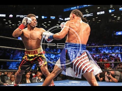 Keith Thurman vs Shawn Porter Preview