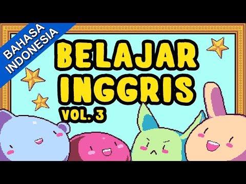 30 Menit Kompilasi Lagu Belajar Bahasa Inggris Vol.3 | Lagu Anak Indonesia 2019 Terbaru | Bibitsku