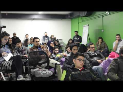 Startup Grind Beirut hosts Jihad Kawas (Saily)