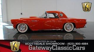 Gateway Classic Cars 1956 Ford Thunderbird #37 Scottsdale