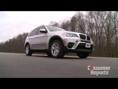 Consumer Reports Video Hub   Cars   SUVs   BMW X5 review