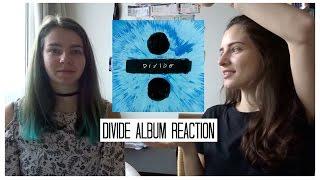 ed sheeran divide's album reaction